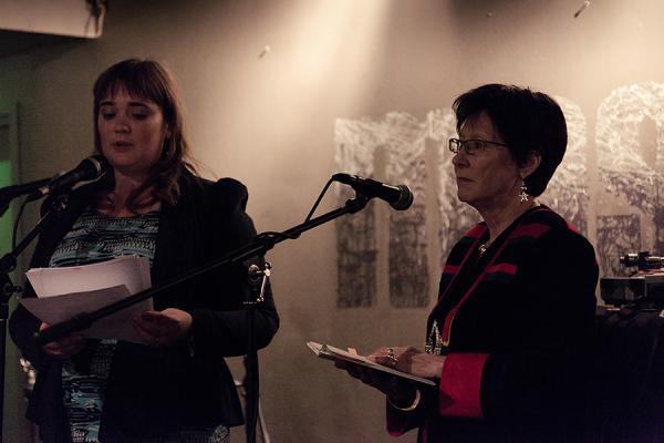 Poetry Ride 2011. Photos by Alisa Javits.