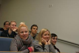 Happy surprises and a new poem on Poetry Ride in Joensuu