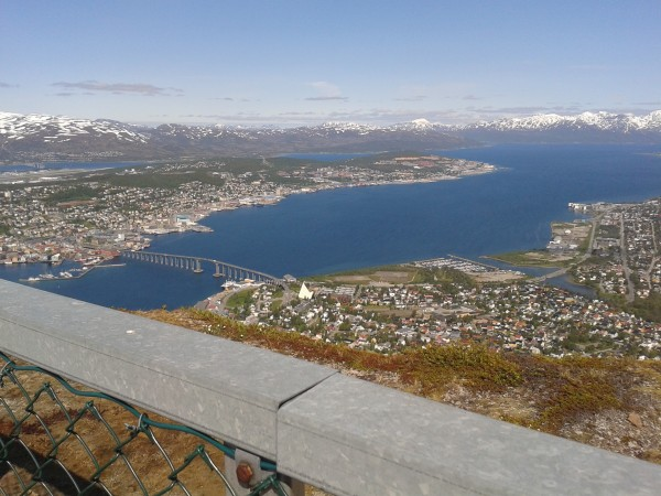 We found a way to Norway