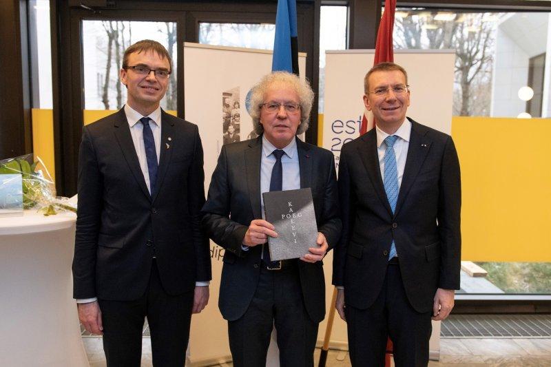 Guntars Godinš Awarded for his translation