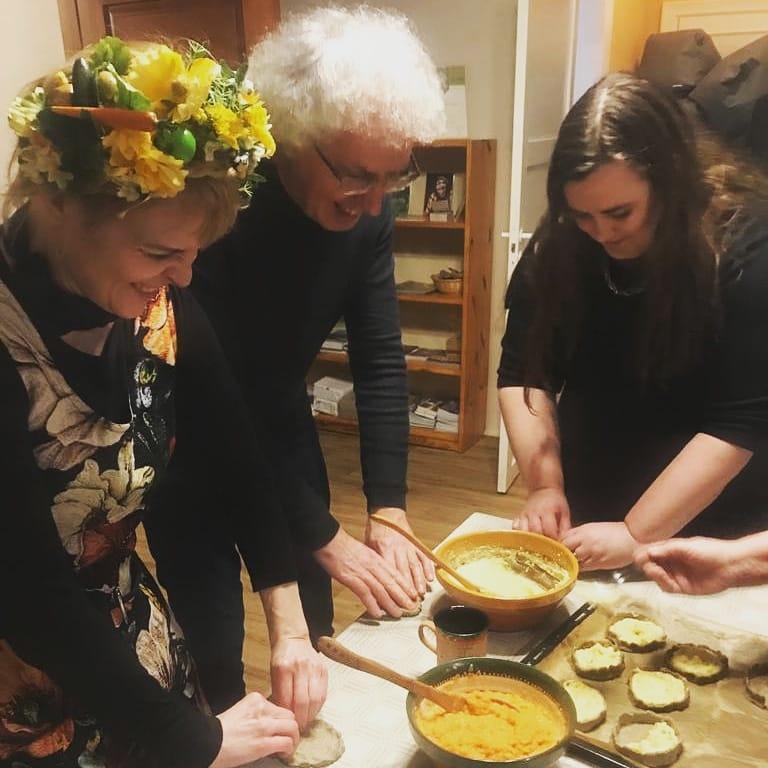 Heli Lāksonenas un Guntara Godiņa brauciens no Kurzemes uz Rīgu